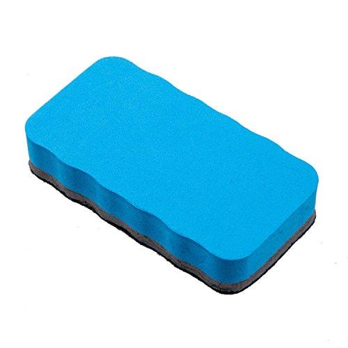 Eraser Delle magnetica - TOOGOO(R) spugna magnetica Consiglio bianco pennello a Cleaner Eraser