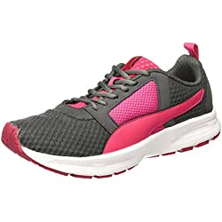 Puma Women's Deng Wn Dark Shadow-Love Potion Running Shoes - 6 UK/India (39 EU)