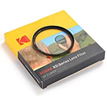 Kodak XD Series 62mm 2 Layers UV Filter (Black)