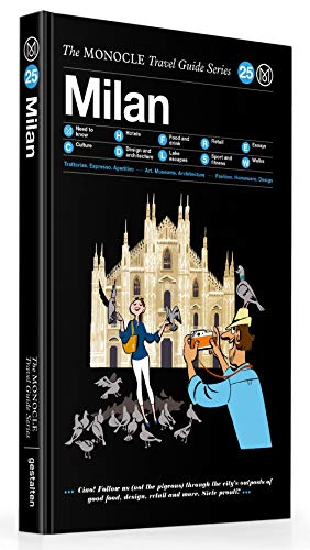 Milan (The Monocle Travel Guide Series)