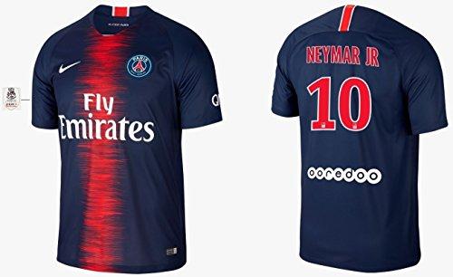 Trikot Kinder Paris Saint-Germain 2018-2019 Home L1 - Neymar Jr 10 (152)