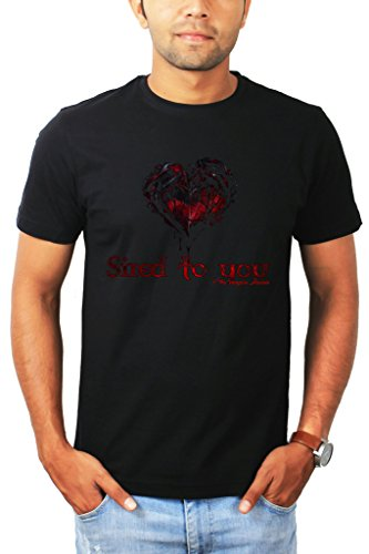 Sired to you - The Vampire Diaries Tshirt – TV Series Tshirts by The Banyan Tee ™