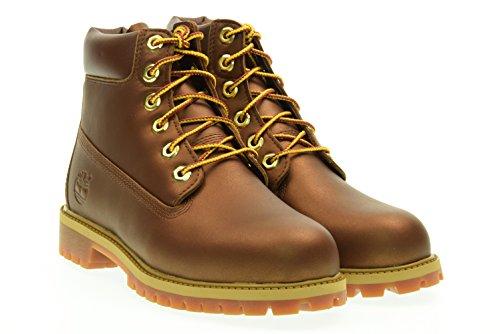 Kinder Timberland 6-Inch Boot Braun