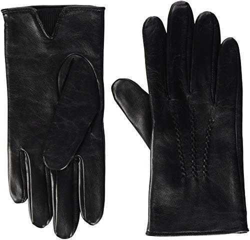 BOSS Herren Grifin Handschuhe, Schwarz (Black 001), 8