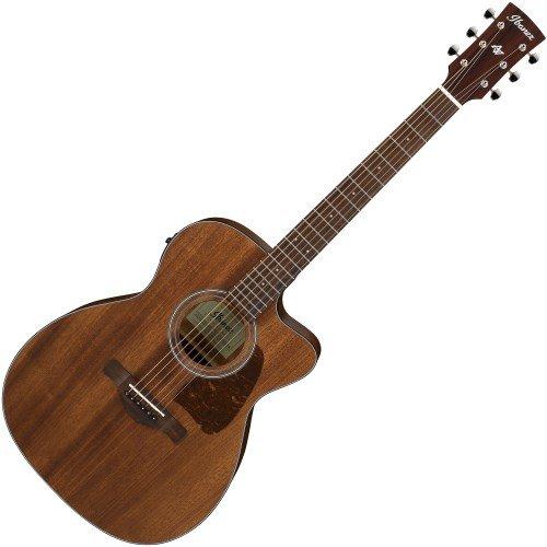 Ibanez AVC9CE-OPN,Guitarra Electro-Acústica, Cuerpo tipo gran concierto, Fondo de Caoba, Color Natural