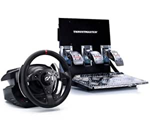 THRUSTMASTER Volant officiel Gran Turismo 5 - T500RS [PS3 - PC] + Câble HDMI mâle / HMDI mâle - 2 m (MC380-2M)