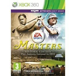Tiger Woods PGA Tour 14 Masters Historic Edition Xbox 360