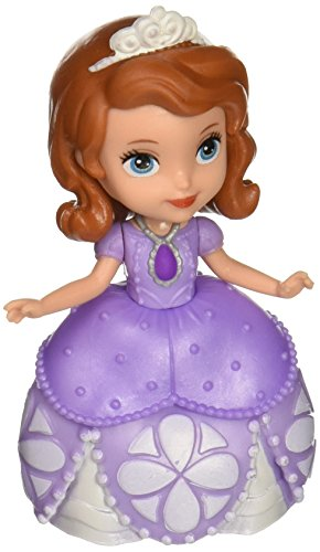 Mattel DGB23 - Disney - Sofia die Erste - 9 cm Spielfigur - Prinzessin Sofia [UK Import]