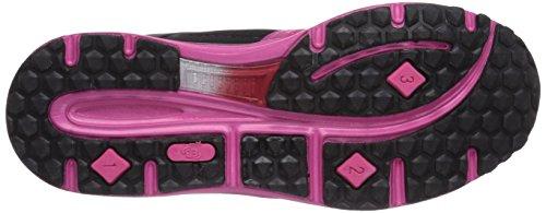 Bruetting Balance Damen Hallenschuhe Schwarz (schwarz/pink)