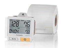 Panasonic EW-BW10W800 Blutdruckmessgerät für das Handgelenk