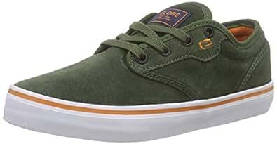 Globe Motley, Unisex-Erwachsene Sneakers, Grün (olive/rust), 40 EU (6.5 Erwachsene UK)