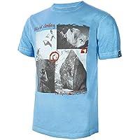 TRANGO PC007962 Camiseta, Hombre, Azul (Blue Jewel), XL