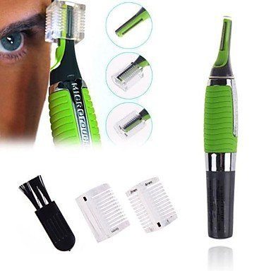 NK-STORE Micro Touch MAX The All in One Nose Ear & Eyebrow Professional Trimmer Hair Remover
