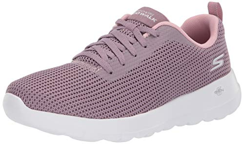 Skechers Donna da Tennis in Tessuto Rosa 15641. Calzature Primavera-Estate 2019. Calzature con Memory Form. EU 38