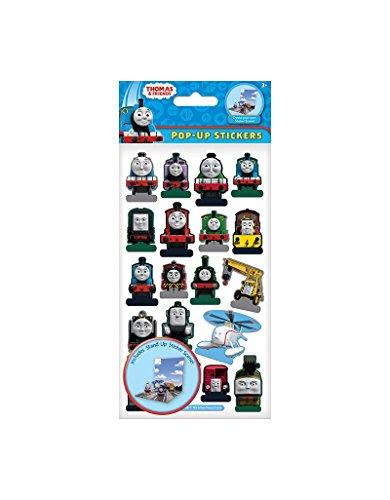 Papier projets 01.70.27.003Thomas et Ses Amis Pop-up Stickers