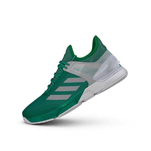 adidas  Bb3323, Chaussures de course pour homme multicolore Mehrfarbig Vert