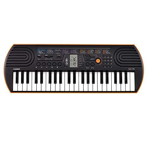 Casio 781071 Minikeyboard SA-76