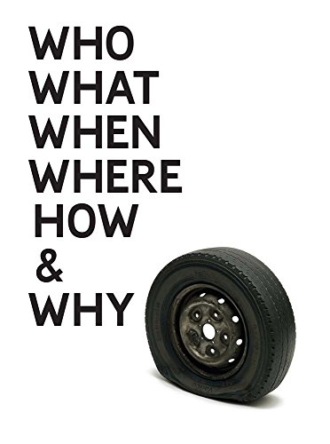 Gavin Turk: Who What When Where How and Why por Darian Leader