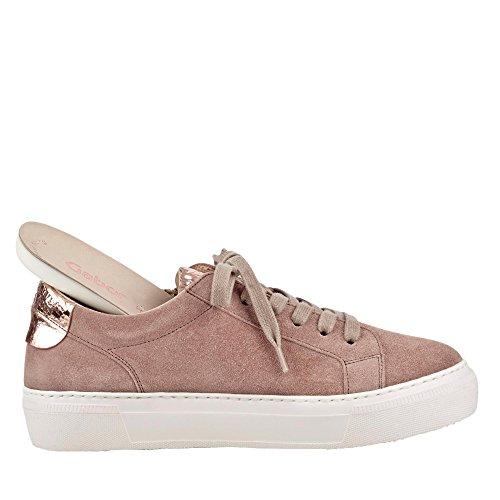 Gabor Womens Sneaker 84.314.14 Rouge Rame Rose Rosa