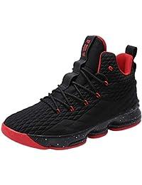 efc4daf8e49e69 SINOES Unisex Basketball Schuhe Turnschuhe Kinderschuhe Sportschuhe Jungen  High-Top Outdoor Laufeschuhe Sneaker Unisex-