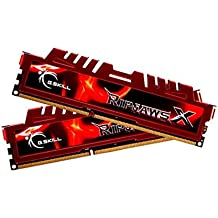 G.Skill 8GB PC3-14900 - Memoria (8 GB, DDR3, 1866 MHz, 1.5 V)