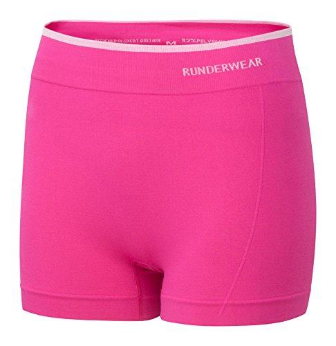 Runderwear Women's Hot Pants | Seamless, Chafe-Free Performance Running Underwear