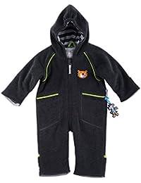 Sigikid Baby-Jungen Strampler Fleece Overall