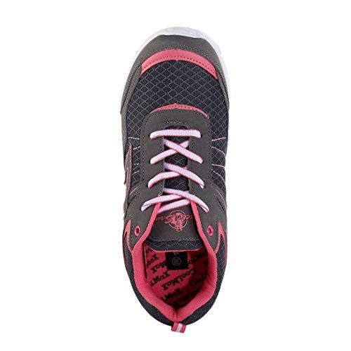 Facilmente Sapatos Rosa Cinza Tio Cinza Mulheres Sam Em Correndo zzTHt