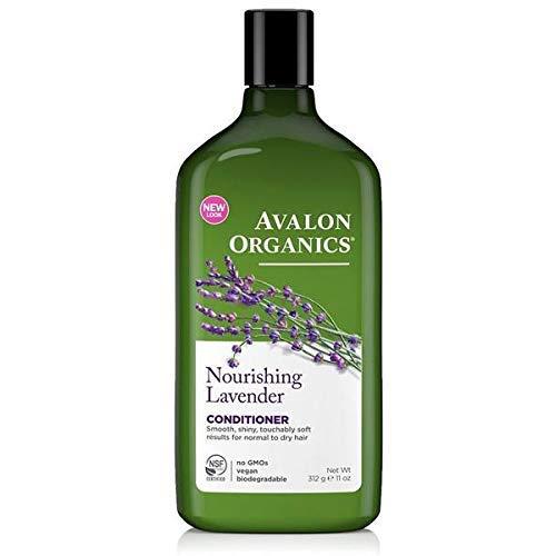Avalon Organics Lavendel-Pflegespülung, 313 ml
