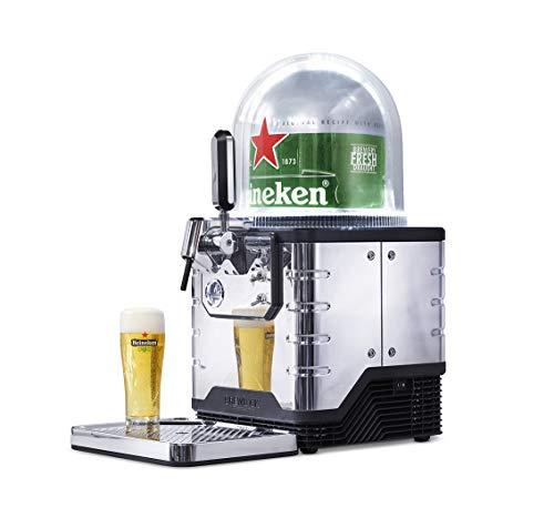 Professionelle Bierzapfanlage (Profi Bierzapfmaschine Blade Neue Generation Heineken für 8 Liter Fässer)