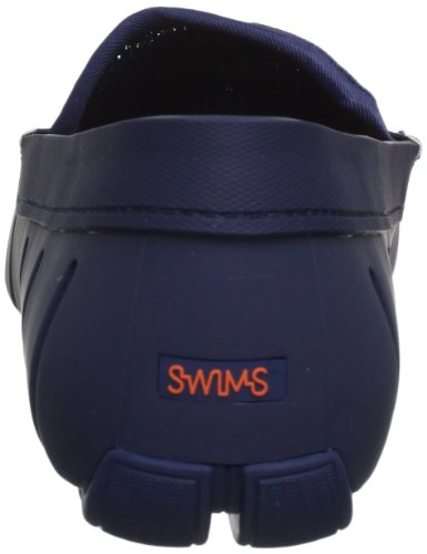 Swims - Mens Penny Loafer, Mocassini da uomo Blu (Blau (Navy))
