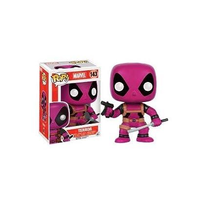 Funko - Figurine Marvel - Deadpool Rainbow Terr...