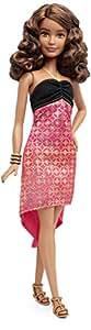 Barbie - DMF26 - Fashionistas 24 -Look Tout En Corail