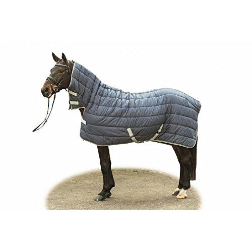 HKM universale underrug con fisso con collo morbido Velcro Cavallo protezione coperta
