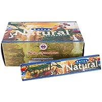 Satya Natural Räucherstäbchen Großpackung 12 x 15 g preisvergleich bei billige-tabletten.eu