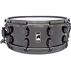 MAPEX BLACK PANTHER BLADE 14 x 5.5 - ST4551LN Snare drums Metal snares