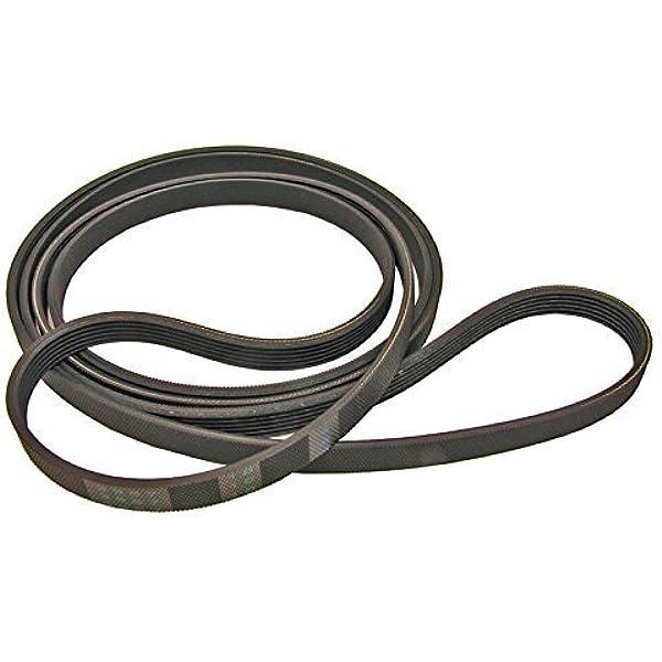 Hotpoint WT540 WT740 Washing Machine Drum Drive Belt Genuine 5PJE1158