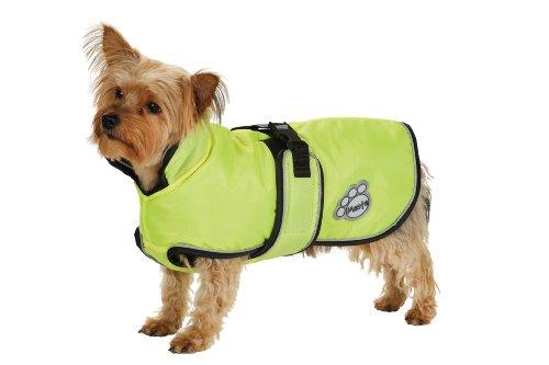 Masta Deluxe Hundemantel gelb 8 Inch Preisvergleich