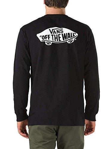 Herren Langarmshirt Vans Otw Classic T-Shirt (Classic Long Sleeve Logo Tee)