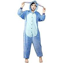 Tonwhar - Pijama de una sola pieza para niños, diseño de elefante