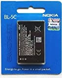 #4: Li-ion 1020 mAh Replacement Battery for Nokia (6 Months Seller Warranty) BL-5C