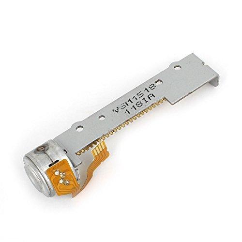 Worm-drive-motoren (2mm Hole Silver Tone DVD Worm Drive Motor voor XBox PS2-77000)