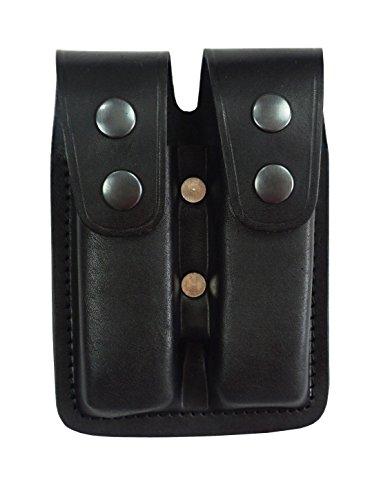 VlaMiTex M2 Doppel Leder Magazintasche für HK P30 VP9 SFP9 USP P8