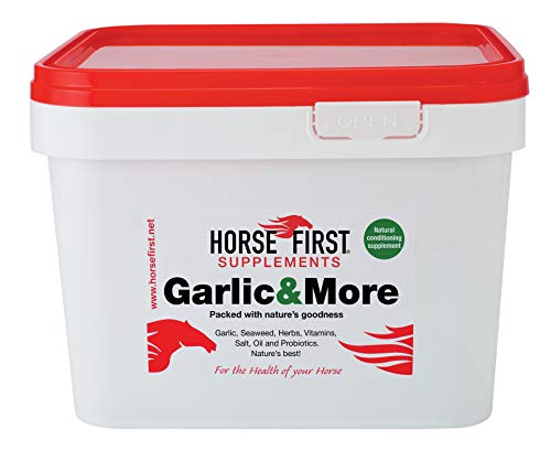 Horse First Unisex's Garlic And ...