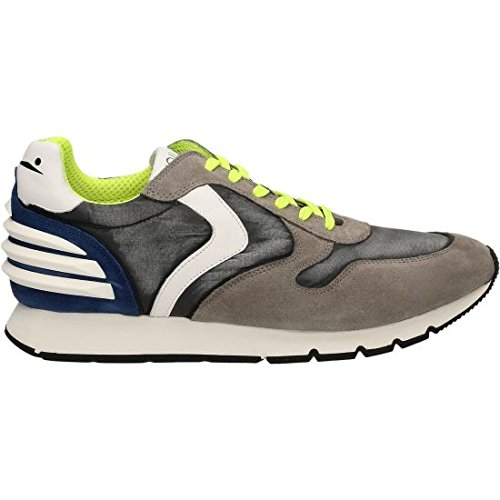 Voile Blanche , Chaussures de sport d'extérieur pour homme gris gris 43 EU Colore