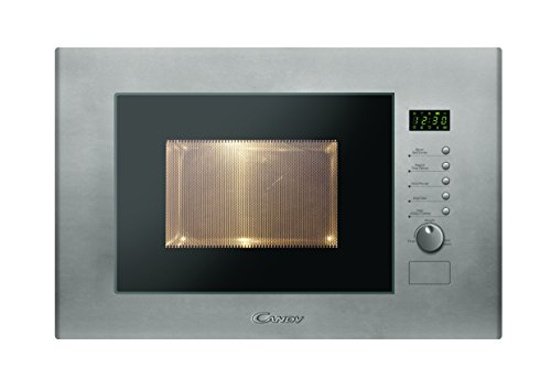 Candy MIC 20 GDFX 20L 800W Stainless steel - Microwaves (20 L, 800 W, Stainless steel, 1000 W, 2.45 cm, 560 x 320 x 380 mm)