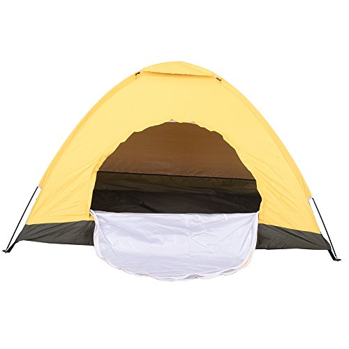HimanJie Pop UP Beach Tent Sun Shelters,Automatic Lightweight Portable Tent(1-2 person),Set Up and Fold Up in Seconds,Outdoor Hiking Travel Camping Napping Tent
