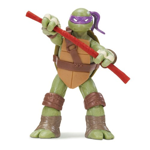 Turtles 14090502 - Donatello Basis Figur (12 Ninja Turtles Figuren)