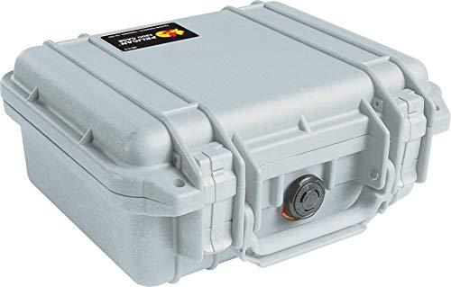 Pelican 1200-Box (Silber, 181x 235x 105mm) -