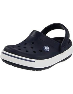 crocs Crcbnd II K Ras/Blk C4/5 11990-614 Unisex - Kinder Clogs & Pantoletten
